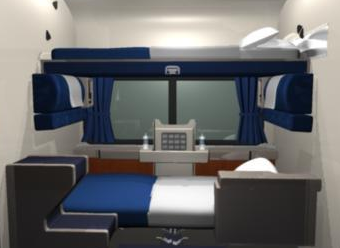 amtrak superliner bedroom review. Black Bedroom Furniture Sets. Home Design Ideas