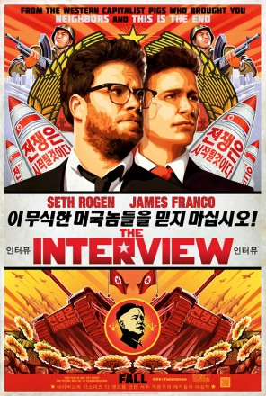 'The Interview' poster
