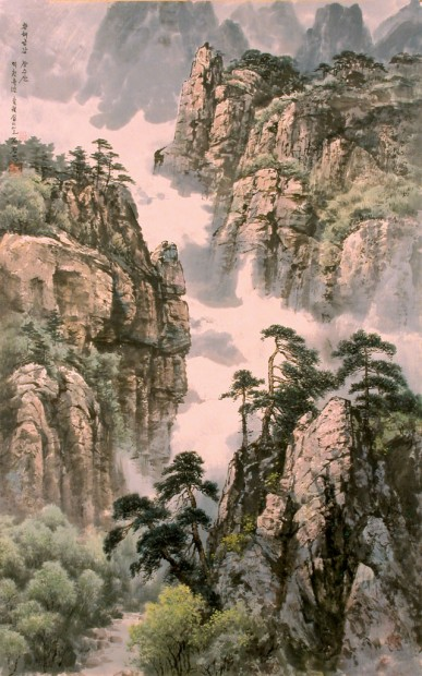 Korean Art Paintings
